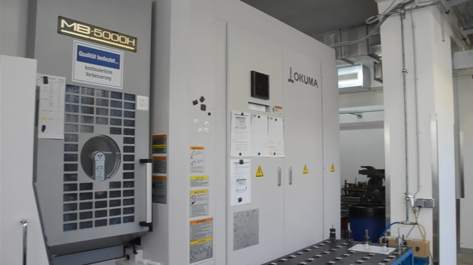 CNC Bearbeitungszentrum